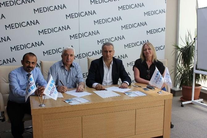 Medicana'dan Kurumsal Sağlık Anlaşması