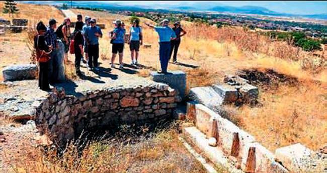 Anitocheia'da kazı çalışmaları başladı