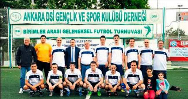 DSİ'nin şampiyonu Yeraltı Suları