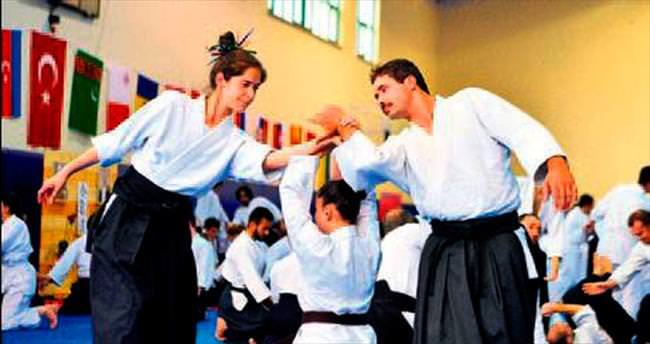 Aikido Festivali'ne rekor katılım