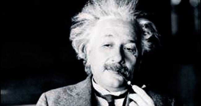 Einstein'dan 5 bin dolara mektup var