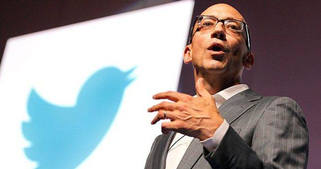 Twitter'ın CEO'su istifa etti