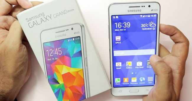 Samsung Galaxy Grand Prime Value sızdırıldı