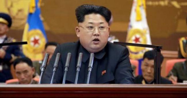 Kuzey Kore lideri Kim Çin'in teklifini reddetti