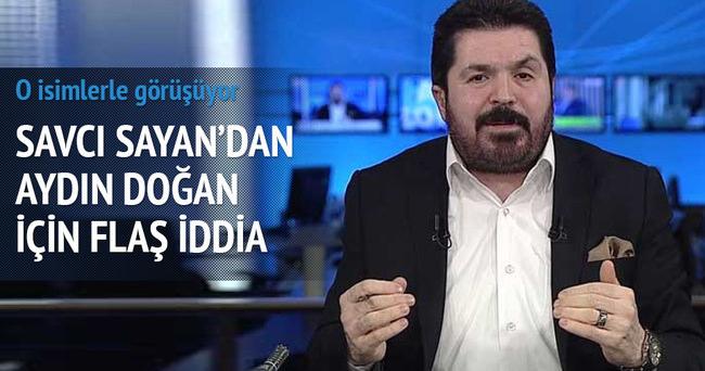 Kılıçdaroğlu ve Aydın Doğan hakkında şok iddia