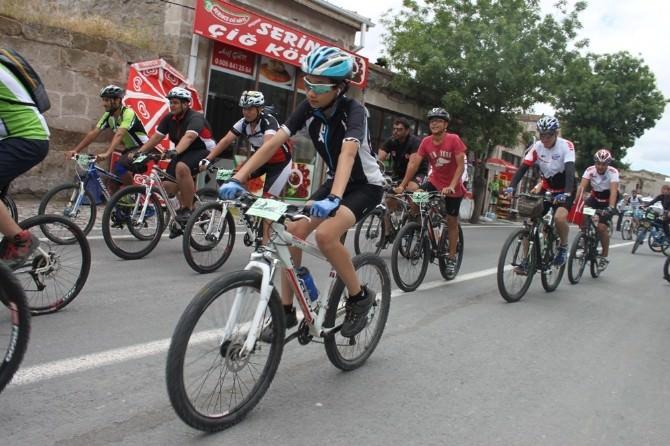 Aksaray Güzelyurt'ta 2. Ihlara Bisiklet Festivali