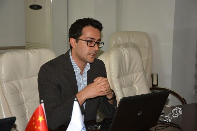 Çinli Yetkililer Enerji Yatırımları İçin İzmir'de