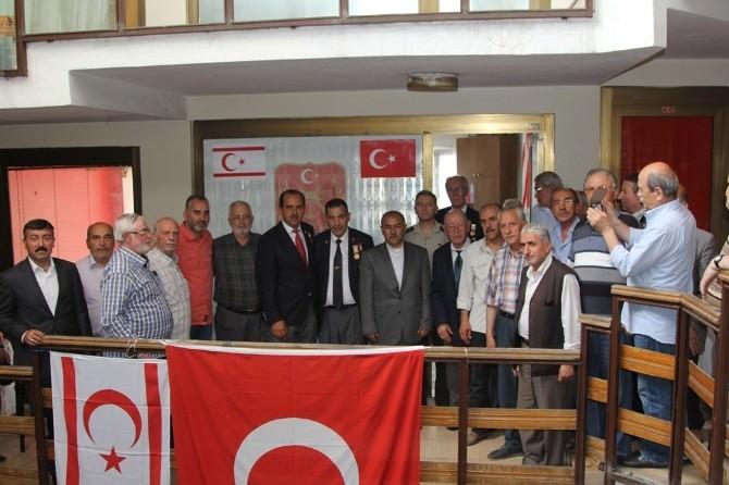 Gaziler Derneği Karamürsel'de Açıldı