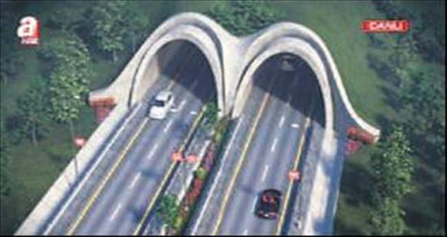 Çamlıca Tüneli'ne yeni plan