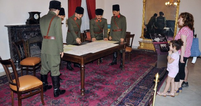 Atatürk'ün halısı çalındı mı?