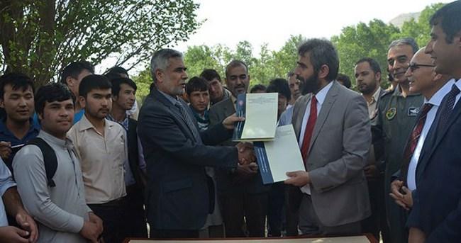 TİKA'dan Afganistan'da tarıma destek