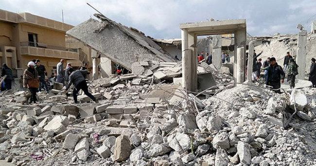 Koalisyon güçleri Rakka'da sivilleri vurdu: 20 ölü