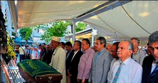 Başkan Mustafa Tosun'un acı günü