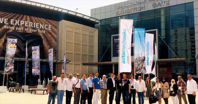 Bursa iş dünyası Dubai'ye çıkarma yaptı