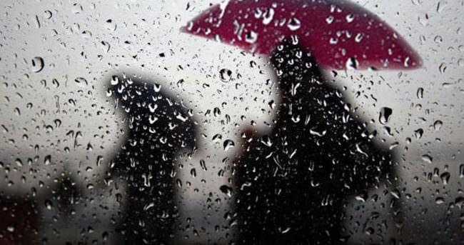 Meteoroloji'den son dakika hava durumu tahmini!