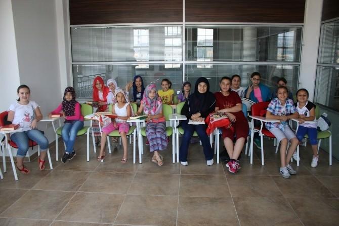 Serdivan Ramazan Okulu'na Kayıtlar 15 Haziran