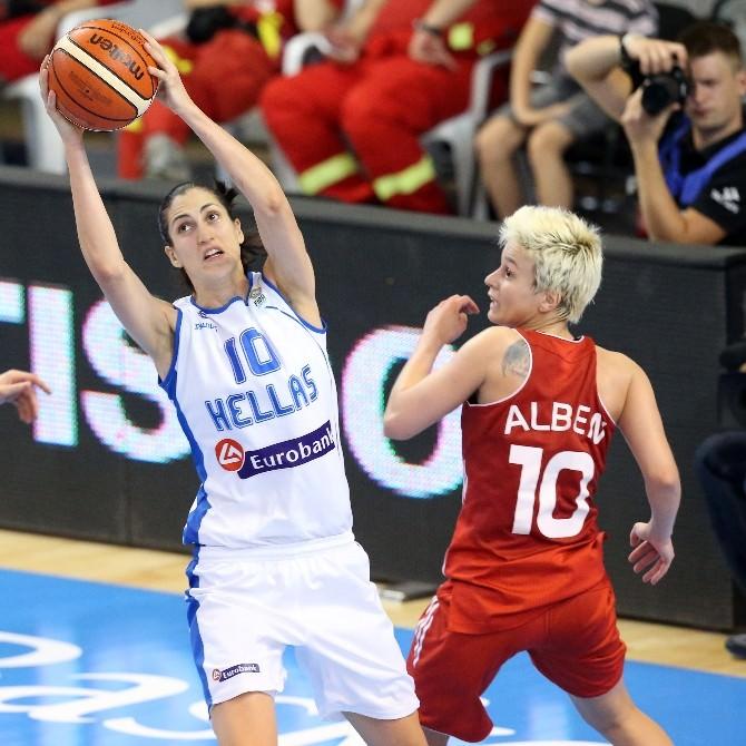 FIBA Kadınlar Avrupa Basketbol Şampiyonası