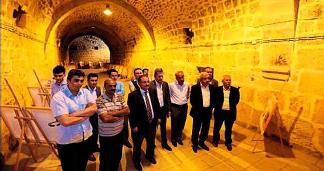 Türkiye'nin kültür mirasları Eshab-ı Kehf'te sergilenecek