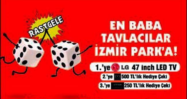 Babalar, İzmir Park'ta yarışacak
