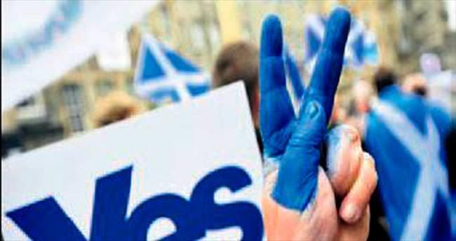 İskoçlar da parasal bağımsızlık istiyor