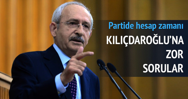 Kılıçdaroğlu'na zor sorular