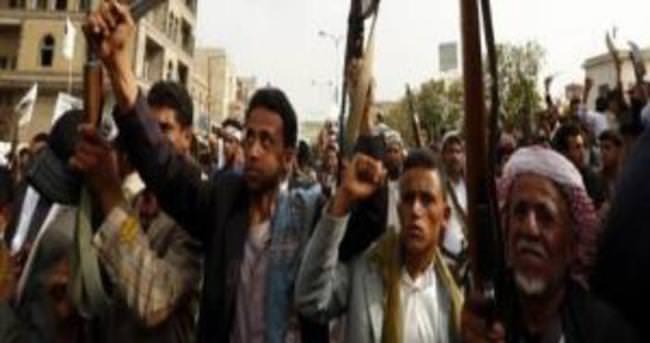 Husiler Cevf kent merkezini ele geçirdi iddiası