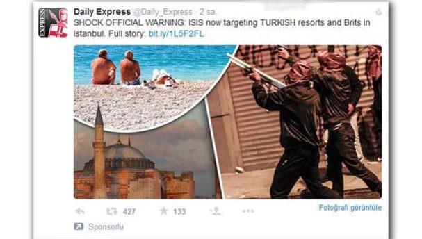 İngilizler'den kirli Türkiye oyunu