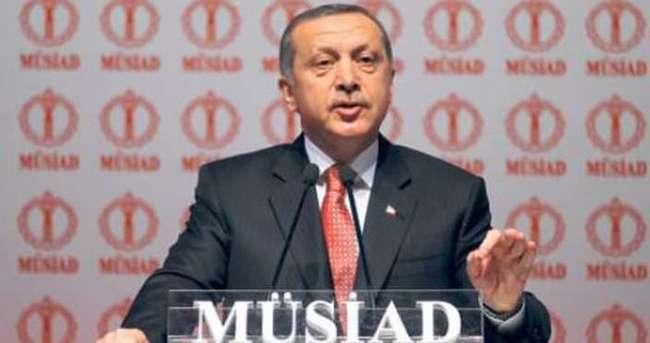 Erdoğan MÜSİAD ile görüşecek