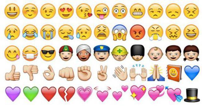Emojiler şifre oldu