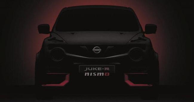 Juke R Nismo'nun ipuçları