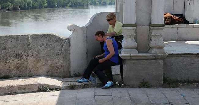 Meriç Nehri'ne düşen genç aranıyor