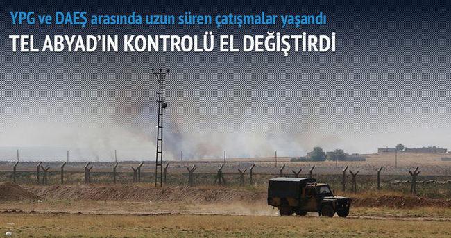 Tel Abyad, YPG denetimine geçti