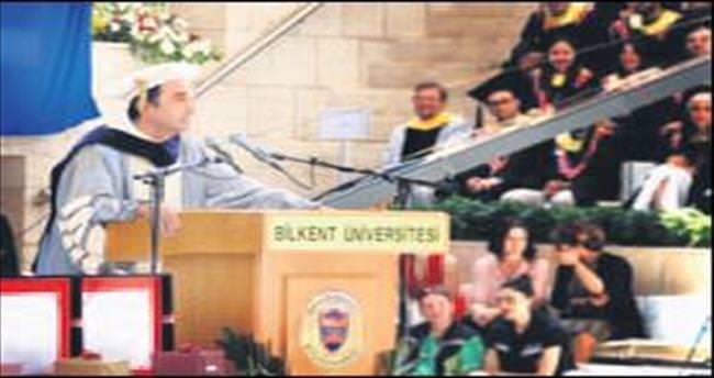 Bilkent Üniversitesi mezunlarını uğurladı