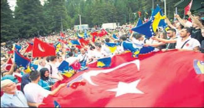 'Evladı Fatihan' Bosna Hersek'te