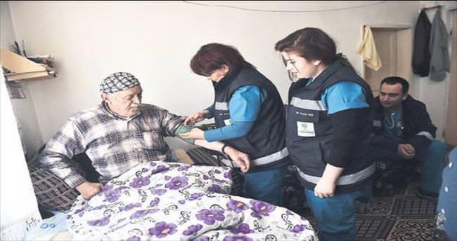 Mamak Belediyesi'nin sağlık hizmetleri tam gaz sürüyor