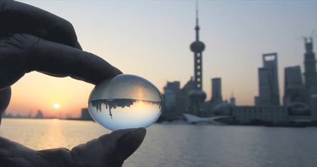 'Muhteşem Şanghay'a bekleniyorsunuz