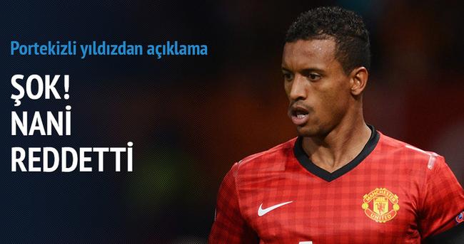 Nani: Benfica'ya asla gitmem