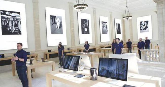 100 yıllık banka Apple Store oldu