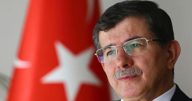 Başbakan Davutoğlu ile sürpriz görüşme