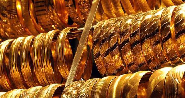 Altının kilogramı, 103 bin 700 liraya yükseldi