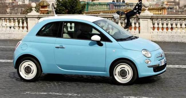 Fiat 500 Vintage'57 Türkiye'de