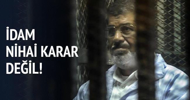 Mursi'ye verilen idam kararı ne anlama geliyor?