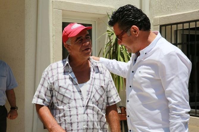 Başkan Kocadon, Turgutreis'te Vatandaşlarla Bir Araya Geldi