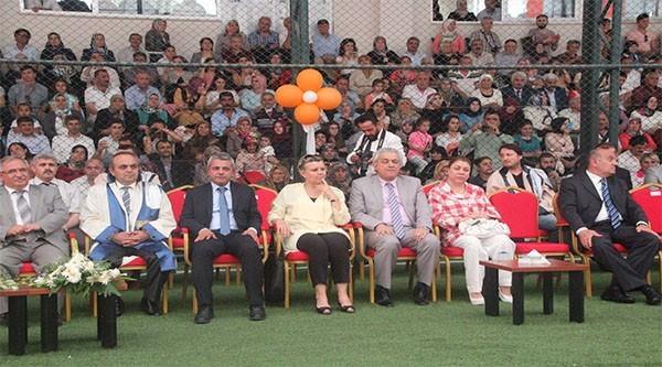 Bilecik Şeyh Edebali Üniversitesi'nde Mezuniyet Töreni