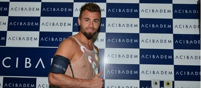 """Erdem Özgenç: """"Türkiye'nin En İyi Kulüplerinden Birisine Geldim"""""""