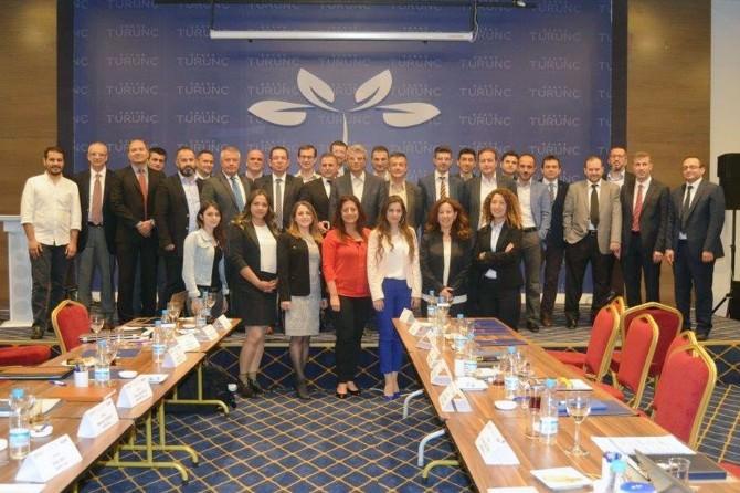 Türsid İşletme Komisyonu Temsilcileri Eskişehir'de Buluştu
