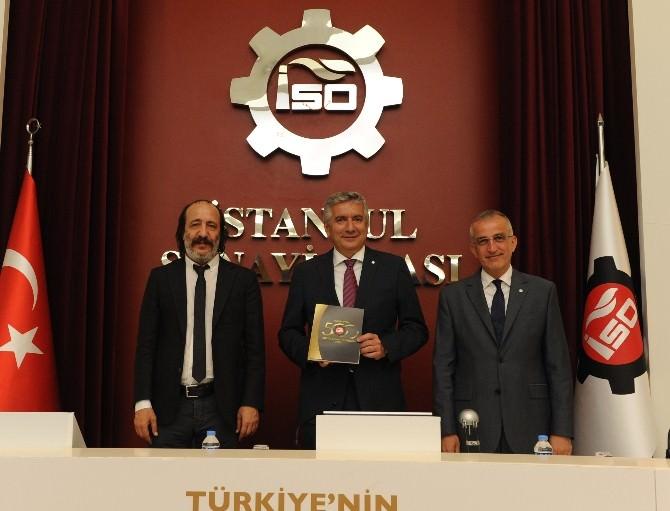 İSO 2014 Yılı Türkiye'nin 500 Büyük Sanayi Kuruluşu Araştırmasını Açıkladı