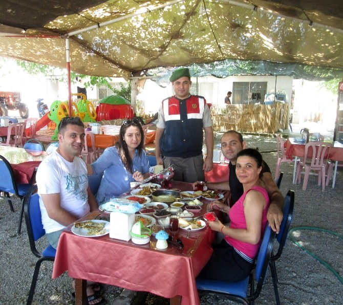 Didim İlçe Jandarma Komutanlığı 176 Yaşını Kutladı