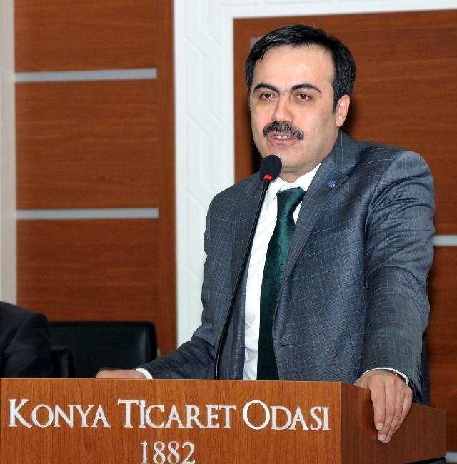 KTO Başkanı Öztürk'ten İlk 500'teki Firmalara Tebrik