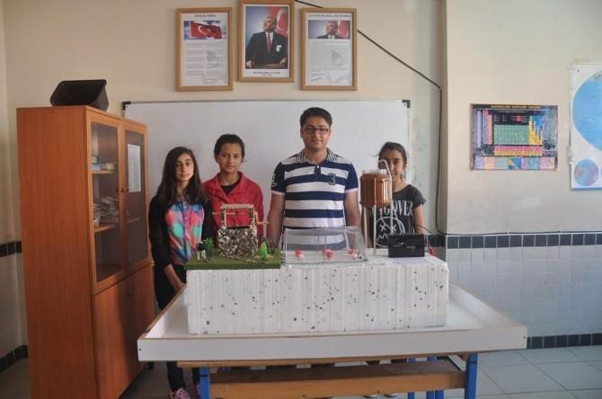 Seydişehirli Öğrencilerin Projeleri TÜBİTAK Türkiye Finaline Katılıyor